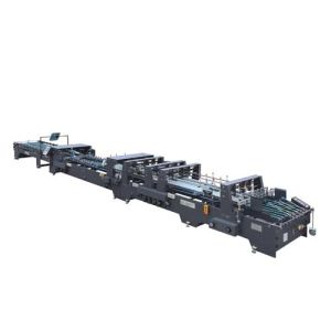 Zh-1600bft Automatic Crash Bottom Folder Gluer Machine pictures & photos