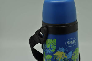 High Quality 304 Stainless Steel Double Wall Vacuum Flask Svf-1000e Vacuum pictures & photos