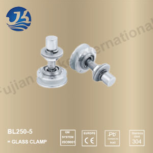 Stainless Steel Bathroom Hardware Glass Clamp (Bl250-5)