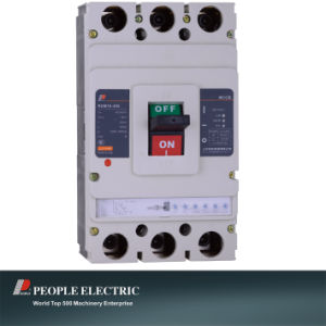 Moulded Case Circuit Breaker (MCCB) of Rdm1e-400m-3400 (225-400A) Electronic Type 3p pictures & photos