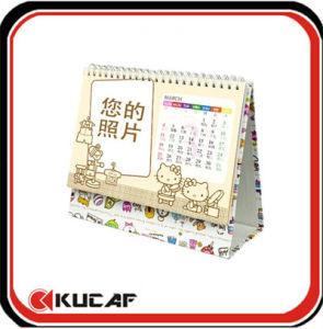 2017 Desktop Calendar Printing Sliding Date Calendar pictures & photos