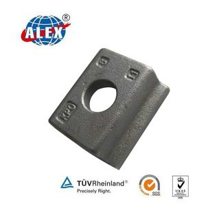 Carbon Steel Material Track Rail Clamp