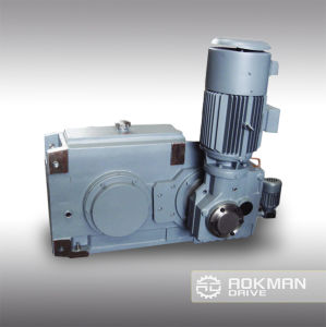 Best China Industrial Bk Series Gear Reducer pictures & photos