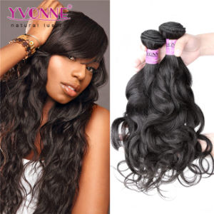 New Peruvian Natural Wave Human Hair Weaving pictures & photos