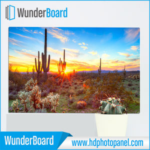 High Quality of HD Aluminum Photo Panel pictures & photos