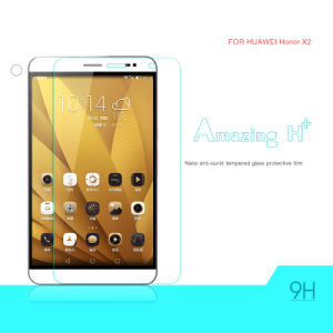 Good Quality Mobile Phone Accessories 9h Tempered Glass Screen Protector for Huawei X2