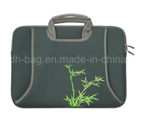New Fashion Waterproof Neoprene Laptop Bag with Handle Carry pictures & photos