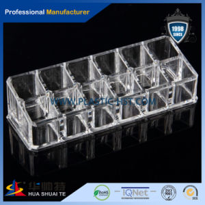 High Quality Lucite Cosmetic Acrylic PMMA Display pictures & photos