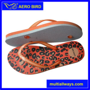Jelly Straps PE Sole Fashion Slipper for Girls pictures & photos