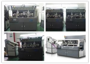 Fully Auto 3 Color Aluminum Wine Cap Hot Foil Stamping Machine pictures & photos