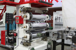 ABS/PC China Luggage Suitcase Production Line Plastic Extruder Machinery pictures & photos