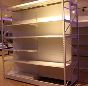 Hypermarket Gondola Shelving & Back Panel Shelves pictures & photos