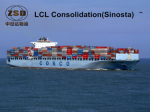 Sea Freight to From Shenzhen/Shanghai Canada (LCL consolidation)