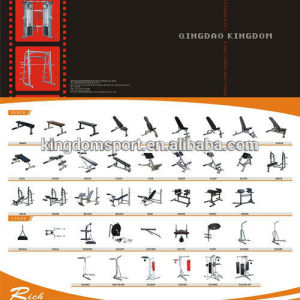 Flat Bench/Fitness Equipment/ Ab Bench/Gym Equipment/Sit up Bench pictures & photos