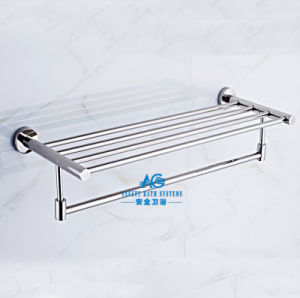 High Quality Stainless Steel Towel Rack for Bathroom pictures & photos