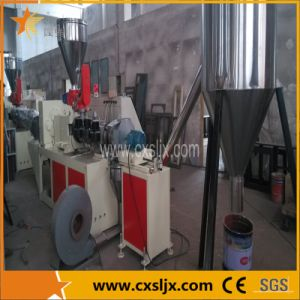 WPC Wood and Plastic Pellet Production Line pictures & photos