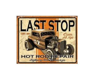 2016newest Vintage Metal Tin Signs Wall Decor Metal Plaque Signs pictures & photos