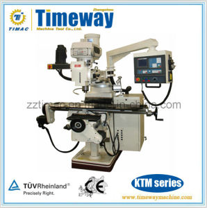 Fresadora CNC, CNC Vertical Milling Machine (KTM series) pictures & photos