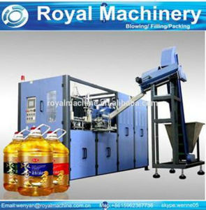 10-20L Food Oil Bottle Blowing Machine pictures & photos