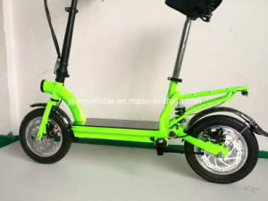 "2016 New Arrival 300W E-Scooter with Big 12"" Wheel pictures & photos"