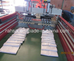 Plastic Shopping Bag Heat Sealing and Cutting Machine pictures & photos
