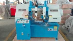 Small Double Column Horizontal Metal Band Saw (GBS-280 GBS-350) pictures & photos