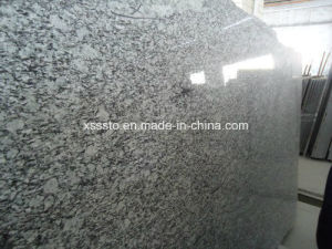 Wave White Granite Slab Polished Granite Slab pictures & photos