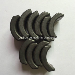 Different Size Arc Ceramic Permanent Motor Magnet