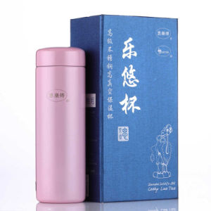 Stainless Steel Vacuum Cup Pink Vacuum Mug Travel Water Bottle SVC-200c pictures & photos