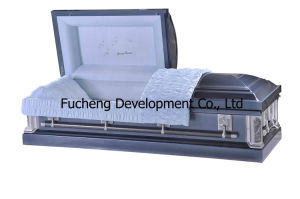 Best Selling Us Style Casket with Low Price & Good Quality pictures & photos