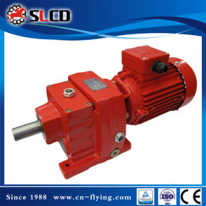 Inline Shaft Foot Mounted R Series Helical Reducer pictures & photos