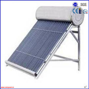 100L-350L Stainless Steel Compact Non-Pressure Solar Water Heater (JG) pictures & photos