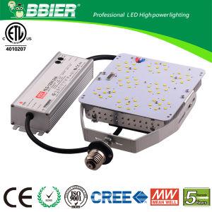 Medium Base 120W LED Street Light for Parking Lot Lighting pictures & photos