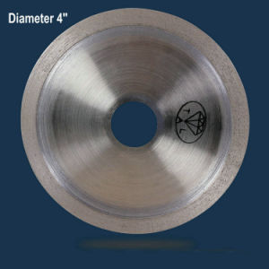 Great Select of Ultra Thin & Continuous Lapidary Diamond Saw Blades pictures & photos