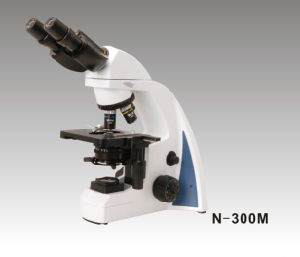 Laboratory Binocular Microscope N-300m pictures & photos