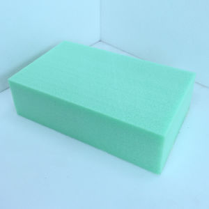Fuda Extruded Polystyrene (XPS) Foam Board B1 Grade 150kpa Green 50mm Thick