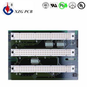 Multilayer PCB Board with Double Colour Oil and PCBA Manufacturer pictures & photos