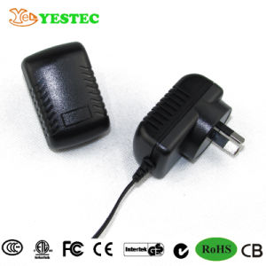 5V1200mA DC Adaptor with Switching Power Supply for SAA Plug