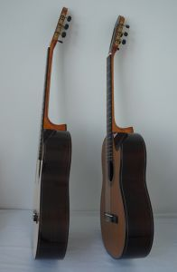 Aiersi Chinese Factory Vintage Spanish Classical Guitar (SC02ARCN) pictures & photos