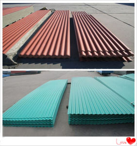 Traditional S Shape Corrugated Steel Roofing Sheet for Roof pictures & photos