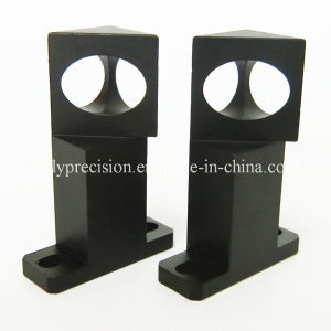Customized Precision CNC Machining Part by Black Anodize pictures & photos