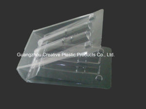 Folding Plastic Packing Box for Cosmetics