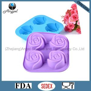 Hot Sale Silicone Rubber Cake Bakeware Sc33 pictures & photos
