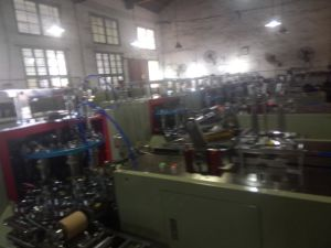 Full Automatic Single Paper Cup Machine