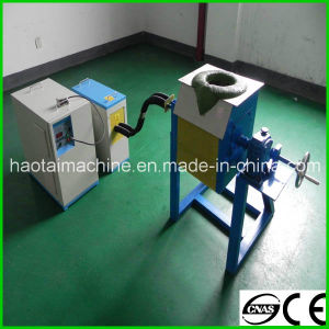 Small Induction Melting Furnace pictures & photos