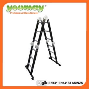 Aluminum & Steel Multi-Purpose Ladder Am0312s/Ladder Hinge