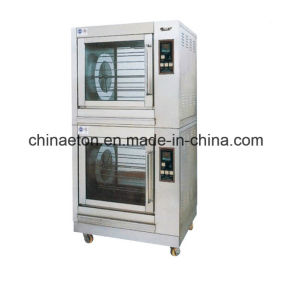 Electric Rotisserie with Two-Layer ET-YXD-201 pictures & photos