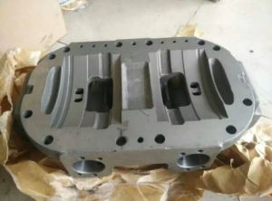 Hitachi Hydraulic Head Cover of Diesel Pump for Excavator pictures & photos