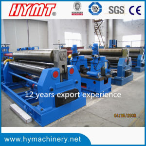 W11-20X3200 Mechanical Type Three Rollers Steel Plate Bending Machine pictures & photos