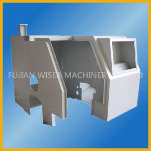Machine Parts Custom Precision Sheet Metal Fabricatorwisea Metalware Equipment Shell